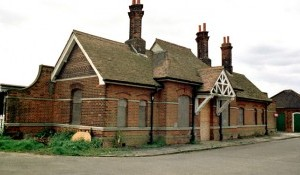 Trimley Station